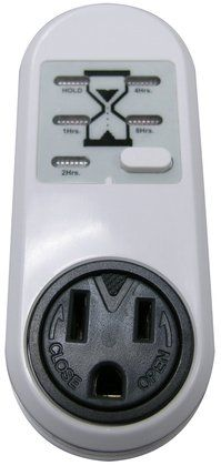 Simple Touch C30001 Auto Shut-Off Safety Outlet, Multi Setting