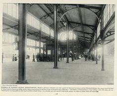 Interior of Railway Station, Johannesburg South African Railways, Johannesburg City, Water Sources, A Moment In Time, Old City, Live, Beautiful World, Wonders Of The World, Old Things