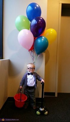 Pixar Up Halloween Costume | Super Punch: Costumes based on ...