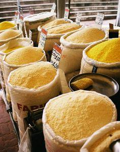 Bio Culinária: Farinhas sem glúten