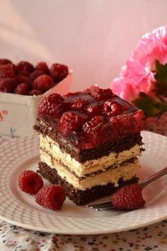 Chocolate Cake Mix Recipes, Cake Recipes, Dessert Recipes, Sweet Desserts, Vegan Desserts, Delicious Desserts, Potica Bread Recipe, Cheesecake, Sweets Cake