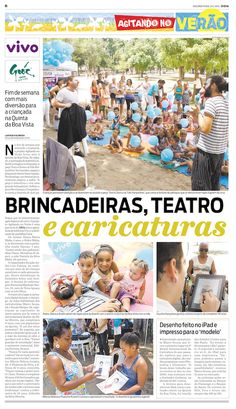"caricaturista rj: SouzaArte no Jornal "" o Dia"