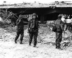 Beirut Marine Barracks bombing: October 23, 1983 Wednesday, October 23, 2013 3:49 PM Thirty years ago today, two truck bombs struck seperate buildings housing U.S. Marines and French forces, members of the Multinational Force in Lebanon, and killed 299 American & French servicemen. 220 U.S. Marines & 18 Sailors were among the casualties. This was the deadliest day in Marine Corps history since Iwo Jima. From the May 1984 issue of Proceedings magazine.