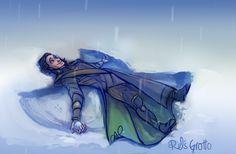 Loki's Guilty Pleasure by relsgrotto