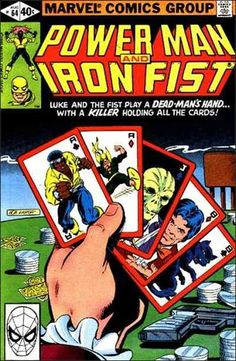 Power Man And Iron Fist Comic 64 Bronze Age First Print 1980 Duffy Gammill Green Comic Book Covers, Comic Books Art, Book Art, Power Man Marvel, Iron Fist Powers, Iron Fist Comic, Luke Cage Iron Fist, Superman, Batman