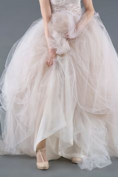 Default features of this skirt:  * 25 yards of soft tulle go into this skirt, and we do not mean tulle ribbons, each layer is at least 108