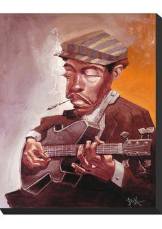 "JUSTIN BUA              ""Blues Man"""