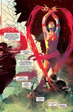 Elektra 01 preview from Comic Book Resources. Marvel release date: Apr 23rd, 2014. Written by W. Haden Blackman. Art by Michael Del Mundo
