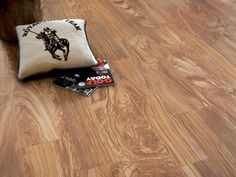 Love this tile by #interceramic - looks like real wood, no maintenance necessary