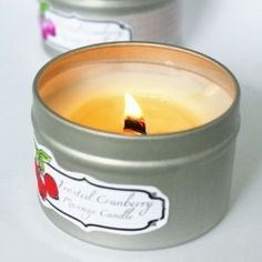 How to Make Homemade Massage Candles for Handmade Gifts or DIY Wedding Favors