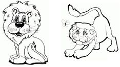 desenho-leao-colorir
