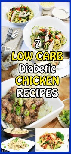 7 Ingredient Diabetic Dinner Recipes Grilled Chicken Diabetes And New Recipes