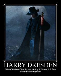 Harry Dresden by ~Gir-of-Spades on deviantART