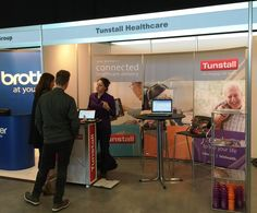 #Tunstall standing out in the crowd at #HiNZ2015.