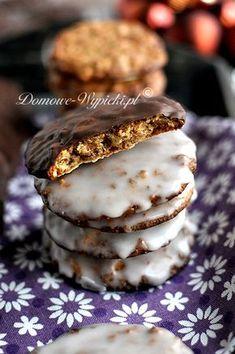 Norymberskie pierniczki bez mąki Fruit Recipes, Sweet Recipes, Baking Recipes, Dessert Recipes, Cookie Desserts, Cookie Recipes, Good Food, Yummy Food, Baking With Kids