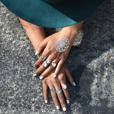 Laurel Luxe Ring ✨ Shop Bling Jewelry