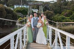 Wedding photography by Narelle Browne.  Lorne, Victoria. www.narellebrowne.com.au
