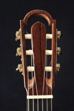 Balestrieri Guitars headstock