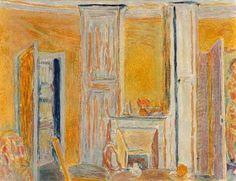 It's About Time: Interiors - Pierre Bonnard (1867-1947)