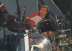Carl Palmer 1980s