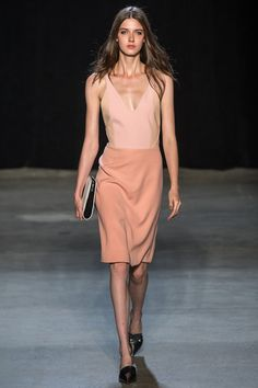 Narciso Rodriguez Ready-to-wear Spring/Summer 2015 4