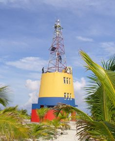 colombian lighthouses | Lighthouses of Colombia: San Andrés and Providencia