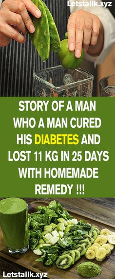 STORY OF A MAN WHO A MAN CURED HIS DIABETES AND LOST 11 KG IN 25 DAYS WITH HOMEMADE REMEDY !!! #fitness #beauty #hair #workout #health #diy #skin #Pore #skincare #skintags #skintagremover #facemask #DIY #workout #womenproblems #haircare #teethcare #homerecipe