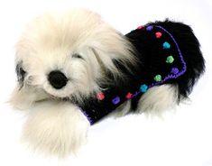 Crochet Bobble Dog Cat