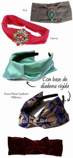 Inspiración DIY: Turbantes diadema