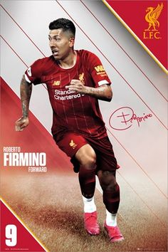 Official Liverpool Team Photo 1718 Maxi Poster 91.5 x 61cm YNWA Anfield Reds