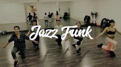 Arranca la semana! Clase de #JazzFunk por la mañana Lunes de 12:00 a 13:30h.