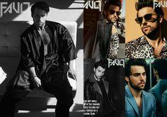 #JackFalaheelooks so good in these new photos from#Faultmagazine's new issue! • • • • • #JackFalahee está excelente nessas novas fotos da nova edição da revista Fault!