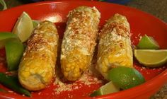 Try this Mexican style corn-on-the-cob recipe...yummy!  http://activerain.com/blogsview/3286718/try-corn-on-the-cob-mexican-style-for-memorial-weekend