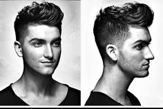 pompadour hair styles 1000 images about american crew s cuts and styles on 3260
