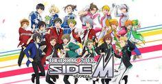 「アイドルマスター SideM」理由(ワケ)あって、アニメ化!10月7日よりTOKYO MX他にて放送開始!
