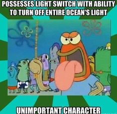 Spongebob Logic