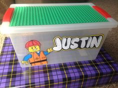 Personalized Building Block Storage