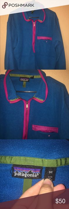 Patagonia pullover No flaws, just too big for me Patagonia Jackets & Coats Puffers