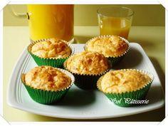Receita Entrada : Muffins de salmão e surimi de Solange31