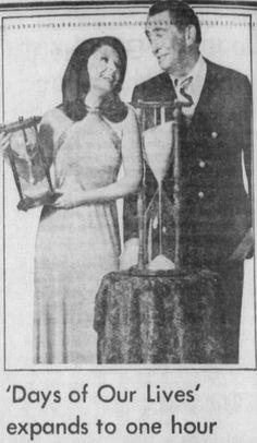 Susan Seaforth and Macdonald Carey