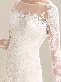Hot sale lace long sleeve wedding dresses have arrived! Wedding Dresses Plus Size, Modest Wedding Dresses, Wedding Gowns, Wedding Dress Sleeves, Long Sleeve Wedding, Lace Dress, Sweetheart Wedding Dress, Bridal, Ball Gowns