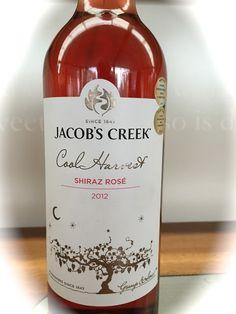 Jacob's Creek, Cool Harvest Shiraz Rosé 2012| spaswinefood