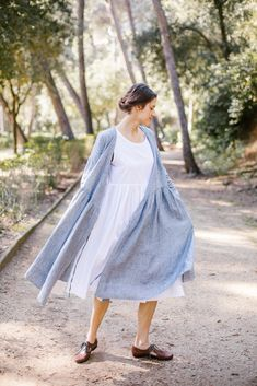 SMILEQ Dress Women Sundress Casual HIPPIE SOUL Letters Print Skirt Short Sleeve Ball Gown O Neck Loose Cozy Dresses