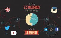 [vidéo infographie] Les Réseaux Sociaux en 2013