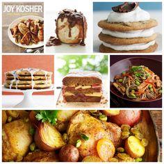 Joy of Kosher Cookbook by Jamie Geller is now available for presale.