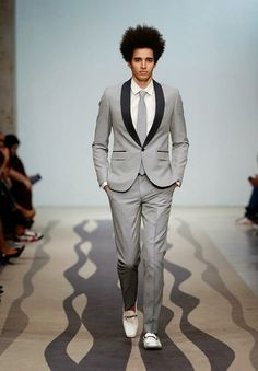 Portuguese Designer Miguel Vieira SS2015 at Lisbon Fashion Week
