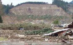 Mudslide near Oso