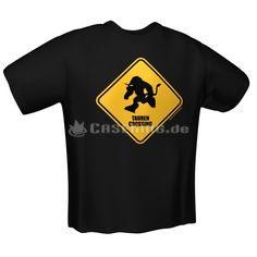 GamersWear TAUREN CROSSING T-Shirt Black