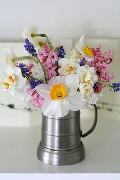 April flowers.