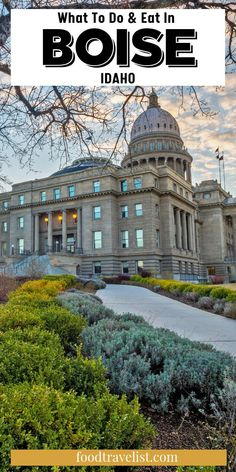 If Boise Idaho isn't on your travel radar is should be. You will be surprised by all there is to do, see & eat. You'll enjoy the friendly vibe of this college town that is full of history, art & delicious food. While you're there enjoy the great outdoors with hiking, biking, kayaking & more. You'll find many wineries right outside of downtown and local breweries that will blow you away. A highly walkable town you can explore the downtown area while shopping & grazing at local spots. #VisitBoise